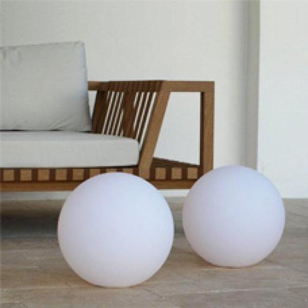 Lampada Led Multicolor da Arredo Ball Medium