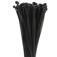 Fascetta nera in nylon  9.8x2.5