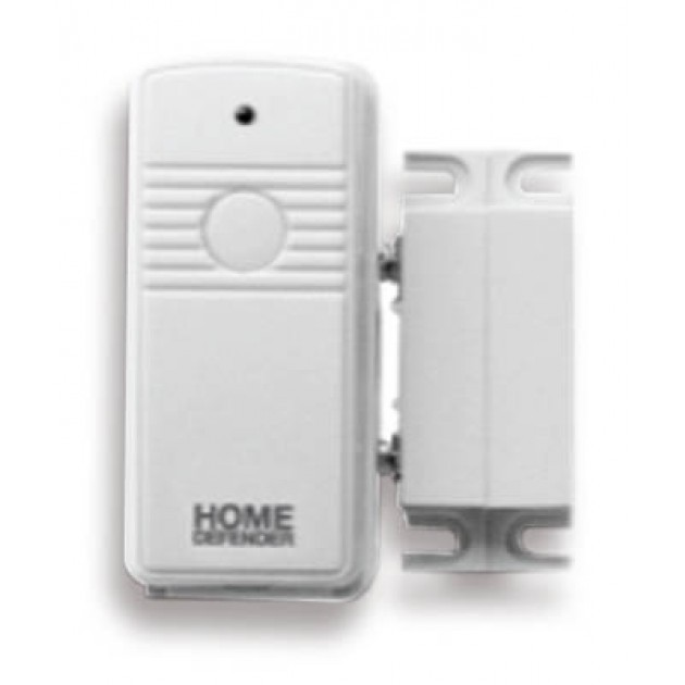 Sensore antifurto magnetico per porte/finestre wireless