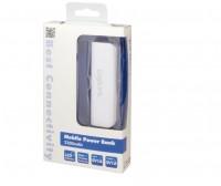 CARICA BATTERIA PER SMARTPHONE E TABLET 2200 mAh USB
