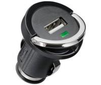 Adattatore compatto USB per presa accendisigari 1200 mAh