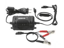 Caricabatteria e conditioner per batterie a 12 Volt