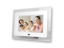 "Cornice fotografica digitale LCD 7"" multimediale"