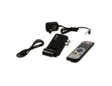 Ricevitore Digitale Terrestre DVB su Scart Con telecomando