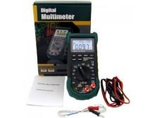 Multimetro Digitale Autorange 5 in 1 con cicalino