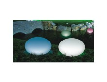 Lampada Led Multicolor da Arredo Flat Ball