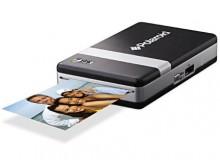 fotocamera digitale con stampante polaroid
