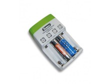 Caricabatterie per batterie Alcaline, Ni-Mh, Ni-CD