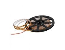 Striscia Led flessibile IP44 con 330 LED SMD Bianco Caldo