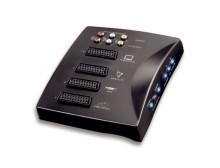 Switch automatico per sistemi Audio Video Stereo Scart/RCA