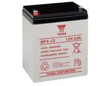 Batteria tampone di ricambio Piombo-Acido per UPS 12 V 4 Ah
